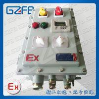 BXM(D)51-K5/32 钢板防爆动力配电箱 隔爆型防爆箱定做 谷子防爆