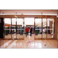 从化安装自动感应门门机,商场玻璃门,广州天河松下正品自动玻璃门安装18027235186