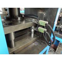 供应【优质直销】供应槽式电缆桥架设备 冷弯成型设备 PLC定长液压切断