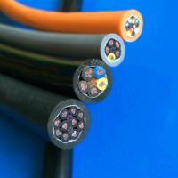 聚氨酯高柔性耐油防水拖链电缆型号厂家