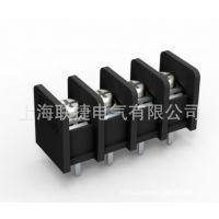 仪器仪表接线端子LW1B-10.0间距栅栏式端子PCB大电流端子排可定制