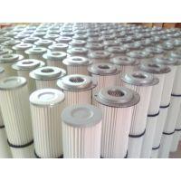 法兰安装防静电粉末回收250*750滤芯