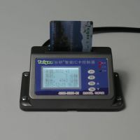 液晶显示 语音提示教练车计时器 IC卡 刷卡计时器 台研供