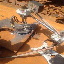 永兴专业生产半自动切割机 氧气割圆机