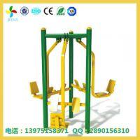 株洲户外健身器材生产厂家|天元公园仰卧起坐健身器材安装