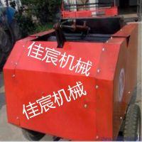 新型小麦秸秆打捆机 稻草打捆机 多功能青贮打捆机 厂家直销佳宸