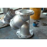GL41H-10/16C DN600 Y型法兰过滤器GL41H-16C,WCB/PN16/DN25