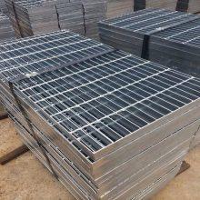 【优质现货】金属网格板 楼梯网格栅 平台热镀锌钢格板(方型孔)安平冠成