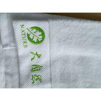 全棉毛巾 16支纱 21线 32线 缎档平织、色织缎档,绣花、酒店毛巾
