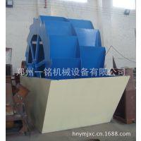 厂家直销 砂石清洗设备 矿用双螺旋式洗石机 槽式洗砂机整套设备