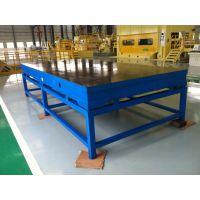 上海铸铁平板 钳工铸铁平台 精密检验平台 测量平板 钳工装配平台