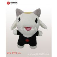厂家加工订制 羊年新款吉祥物 来图定做运动会羊羊吉祥物 OEM贴牌
