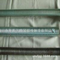 加工定做m8x3米全牙热镀锌丝杆价格优惠