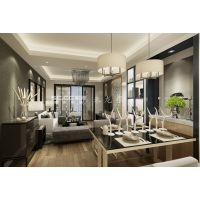 【保利叶公馆】6.8万打造89平现代简约三居室装修|青岛实创装饰
