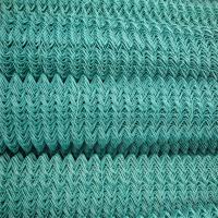 供应高品质杭州体育场围栏网 球场勾花网 笼式铁丝网围栏
