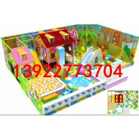 湘潭室内淘气堡 大型室内儿童乐园规划