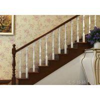 武汉楼梯栏杆|逸步楼梯|铁艺楼梯栏杆