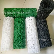 山东腾疆工程材料圆形 矩形 塑料盲沟厂家直销 环保速排龙排水盲管 土工布塑料盲沟