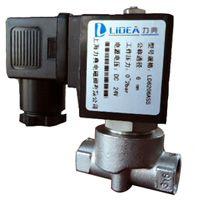 力典阀业精巧型微型电磁阀LD6206A不锈钢电磁阀