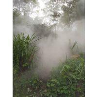 三亚冷雾公园人造雾设备具备保湿功能