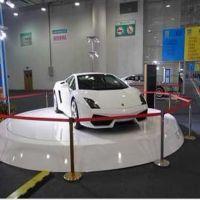 北京汽车展览旋转台