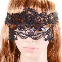 热销爆款性感蕾丝面具 圣诞节表演化妆舞会Party面具5001
