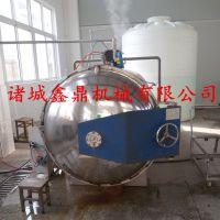 200L鑫鼎卧式杀菌锅郑州生产厂家