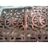 惠州铜板雕花/铜板镂空雕花加工价格