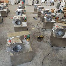 双丰30型 商用 电动 多功能切菜机 切丝切片机 切段机 切粉机器 自动