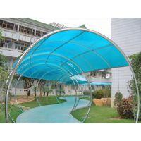 阳光板雨棚-优质阳光板雨棚价格-进口阳光板雨棚价格