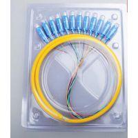 尾纤 束状尾纤12芯束状尾纤 光纤尾纤 4芯尾纤