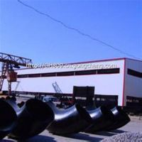 舟山不锈钢弯头、广浩管件厂家(图)、316°不锈钢弯头