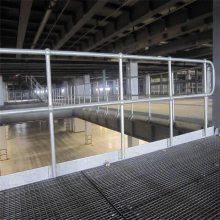 插接格栅板厂 热浸锌排水沟盖板 树池钢格板网
