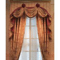 罗绮窗帘布艺品牌连锁加盟十大窗帘品牌布艺窗帘