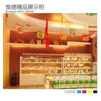 新品上市 订做蛋糕柜 蛋糕冷藏展示柜 圆弧欧式蛋糕柜