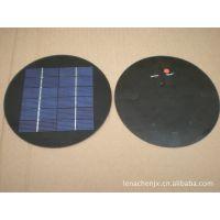 草坪灯专用太阳能板(LRZG160 电压6V功率1.6W)