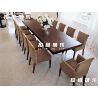 厂家供应样板房桌椅,样板房桌椅价格,样板房桌椅定做