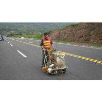 深圳专业道路标线施工,龙华新区热熔划线停车场划线施工