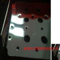 深圳龙岗配合客户交期打样非标件自动化钣金件30度折弯钣金件加工