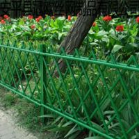大乐丝网不锈钢竹节管仿竹篱笆景观围栏护栏隔离栅栏