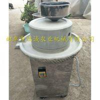瑞诚机械自产电动石磨豆浆机 芝麻酱花生酱石磨机