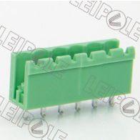 供应特供总代理上海雷普LEIPOLE线路板端子系列-插拔式接线端子PCB端子 2ELPV-5.08