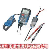 正规授权CEM华盛昌DT-176CV2双通道电流电压数据记录仪