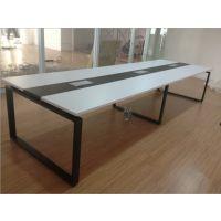 专业提供会议桌 新款会议室桌子 钢架会议桌耐用会议桌 厂家直销