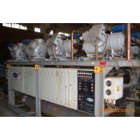 长期供应、租赁、维修、保养二手冷水机组中央空调、开利中央空调