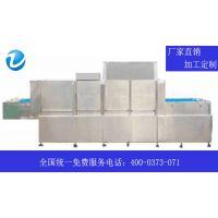 厂家定制直销 洗碗机 商用 高效清洁的YY-2500双杠单烘洗碗机