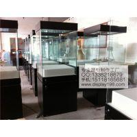 瓷器展柜订做,博物馆展柜,陶瓷展示柜制作