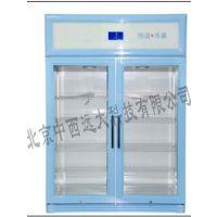 中西 立式双开门冷藏柜(中西器材) 型号:828L库号:M407585