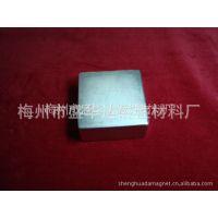 供应60*60*30 N35 镀锌 钕铁硼方块强力磁铁