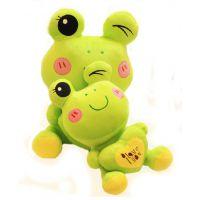 卡通动漫青蛙王子毛绒公仔 可爱毛绒玩具 厂家批发定做